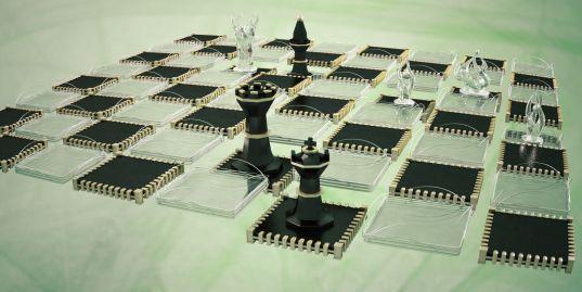 Schaakcomputer en electronisch schaakbord