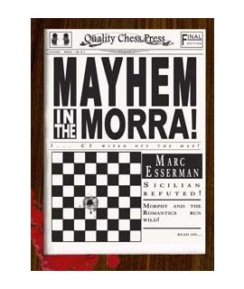 Mayhem in the Morra (hardcover) by Marc Esserman