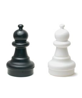 Spare pawn for giant chess set