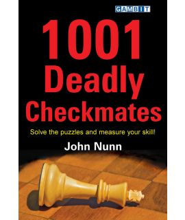 1001 Deadly Checkmates -  Nunn