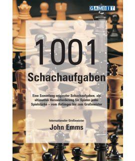1001 Schachaufgaben - Emms