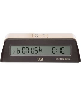 DGT 1002 Game timer with bonus function for chess and checkers