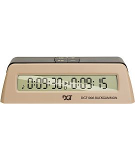 DGT1006 Backgammon klok en Game Timer