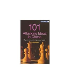 101 Attacking Ideas in Chess - Gallagher