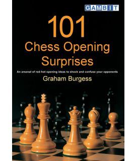 101 Chess Opening Surprises - Burgess