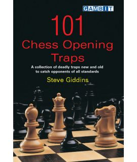 101 Chess Opening Traps - Giddins