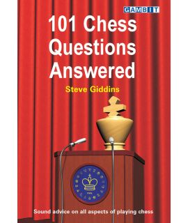 101 Chess Questions Answered - Giddins