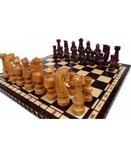 Chess set Caesar handmade 60 x 30 cm