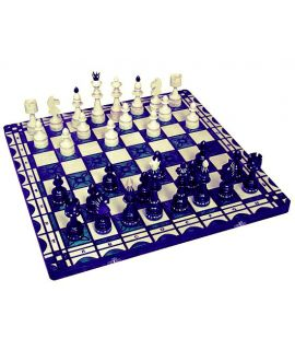 Large indian chess set