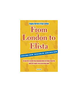 From London to Elista - Evgeny Bareev, Ilya Levitov