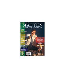 MATTEN, Schaakverhalen 4 - Dirk Jan Ten Geuzendam, Allard Hoogland, Rob Van Vuure