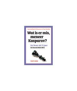 Wat is er mis, meneer Kasparov? - Twan Kastelijn, Erik Bouwmans