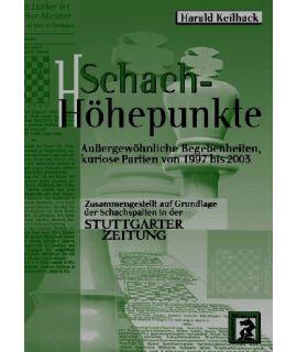 Schach-Höhepunkte - Harald Keilhack