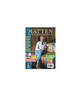 MATTEN, Schaakverhalen 3 - Dirk Jan Ten Geuzendam, Allard Hoogland, Rob Van Vuure