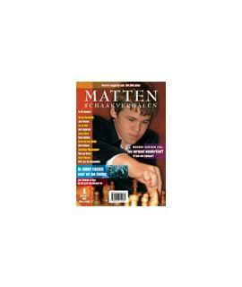 MATTEN, Schaakverhalen 2 - Dirk Jan Ten Geuzendam, Allard Hoogland, Rob Van Vuure