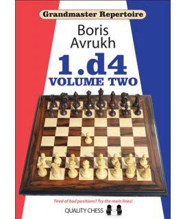 Grandmaster Repertoire 2 - 1.d4 volume 2 - By Boris Avrukh (hardcover)