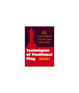 Techniques of Positional Play - Valeri Bronznik, Anatoli Terekhin