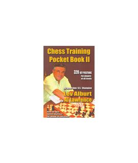 Chess Training Pocket Book II by Lev Alburt, Al Lawrence