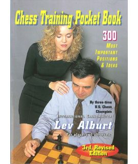 Chess Training Pocket Book by Lev Alburt