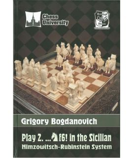 Play 2. ...Nf6 in the Sicilian - Grigory Bogdanovich