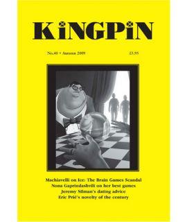 Kingpin 40 - Jonathan Manley