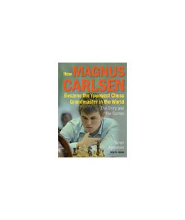 How Magnus Carlsen Became the Youngest Chess Grandmaster - Simen Agdestein