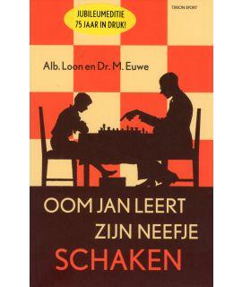 Oom Jan leert zijn neefje schaken door Albert Loon en Max Euwe