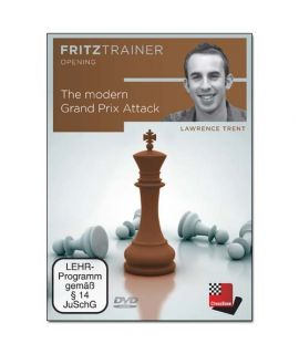 The modern Grand Prix Attack by Lawrence Trent