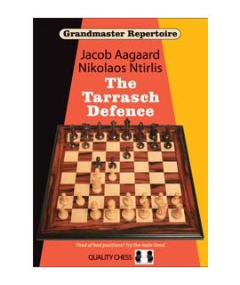 Grandmaster Repertoire 10 - The Tarrasch Defence by Nikolaos Ntirlis & Jacob Aagaard