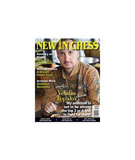 New In Chess 2013/4 - The NIC Editorial team