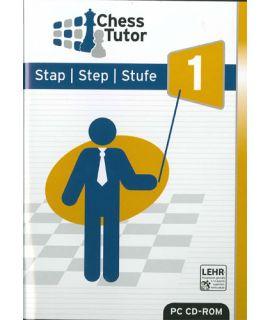 Chess Tutor Stap 1 - Stappenmethode van Cor van Wijgerden