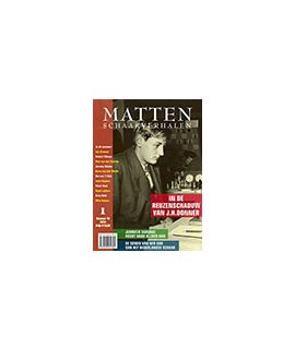 MATTEN, Schaakverhalen 12 - Dirk Jan Ten Geuzendam, Allard Hoogland, Rob Van Vuure