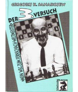 Mein Weg zum Fernschach-Weltmeister - Grigorij Sanakojew
