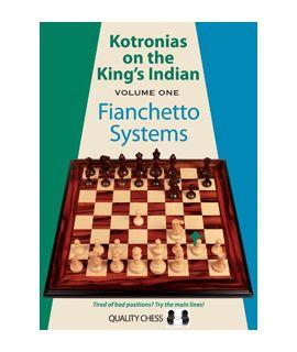 Kotronias on the King's Indian Fianchetto Systems by Vassilios Kotronias