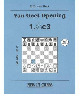 1.Nc3 The Van Geet Opening  - Van Geet