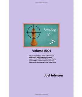 Attacking 101: Volume #001 - Joel Johnson
