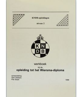 Werkboek bij Wiersma-opleiding - Niveau 2