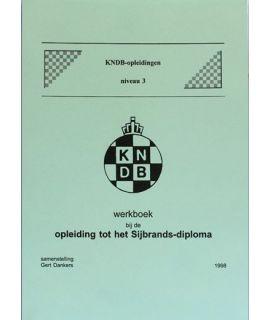 Werkboek bij Sijbrands-opleiding - Niveau 3