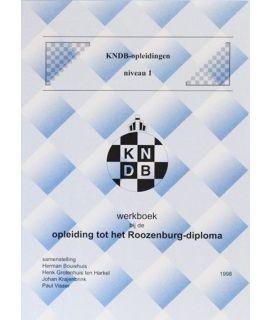 Werkboek bij Roozenburg-opleiding - Niveau 4