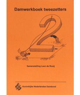 Damwerkboek Tweezetters - L. de Rooij