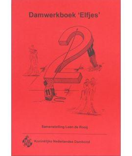 Damwerkboek Elfjes - L. de Rooij