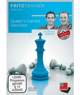 Queen's Gambit Declined by  Lorin D'Costa, Nick Murphy