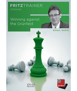 Winning against the Grünfeld by  Mihail Marin