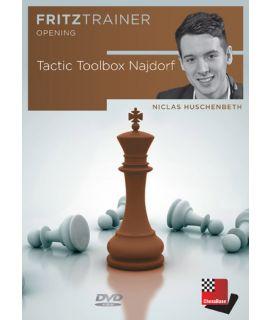 Tactic Toolbox Najdorf - Niclas Huschenbeth