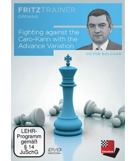 Fighting against the Caro-Kann with the Advance Variation - Viktor Bologan
