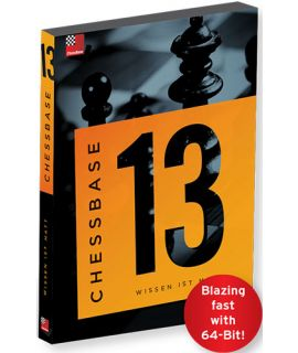 ChessBase 13 – Mega Package