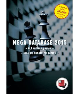 Chessbase Mega Database 2015