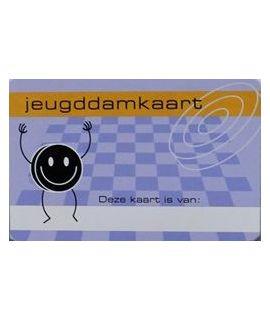 Jeugddamkaart