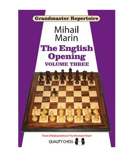 Grandmaster Repertoire 5 - The English Opening vol. 3 by Mihail Marin