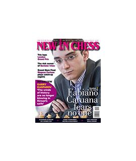 New In Chess 2012/8 - The NIC Editorial team